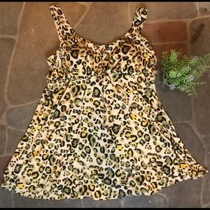 Southern Expressions Swimsuit Women's Size 18W!